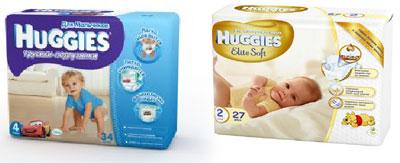 «Ловите волшебные мгновения с Huggies»