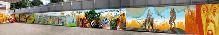 конкурс граффити СитиАрт