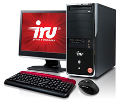 Новые модели компьютеров iRu