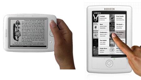 E-book Bookeen Cybook Opus