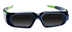 Очки Nvidia 3D vision GeForce kit