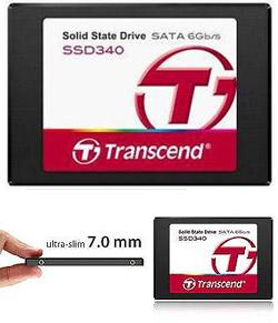 Ситилинк начинает продажу твердотельных накопителей SSD TRANSCEND 340 Series